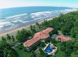 Hotel Delfin Playa Bejuco, Esterillos Este (Loma yakınında)
