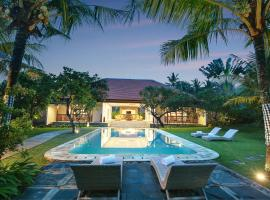Sativa Villas Ubud with Private Pool