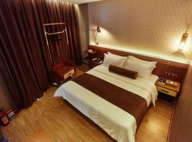 James Joyce Coffetel Hotel Guangzhou South Railway Qifu Xincun Branch, Guangzhou (Shendun yakınında)