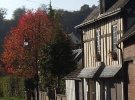 Les Hirondelles, Lyons-la-Forêt (рядом с городом Rosay-sur-Lieure)