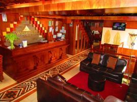 Hotel Waynapicchu