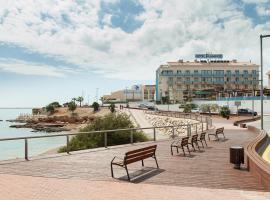 Hotel Flamingo, Амполья