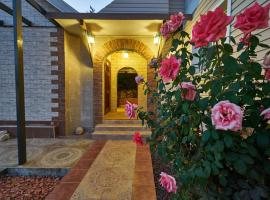 Villa Rosa Galilea, Маалот-Таршиха (рядом с городом H̱osen)
