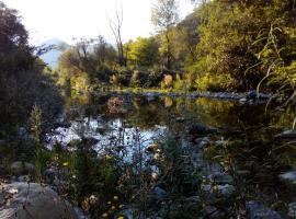 La Tranquilita, Sospel