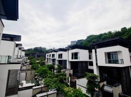 Guangzhou Conghua Hot Spring Ming Yue Shan Xi Villa, Conghua (Shengang yakınında)