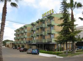 Hotel Veracruz, Don Benito (Magacela yakınında)