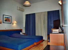 Hotel Elena, Ламия (рядом с городом Anthíli)