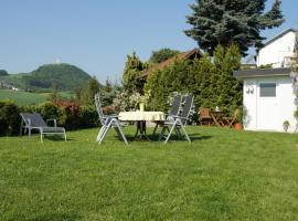 Ferienwohnung Burgblick Pitzen, Niederdürenbach