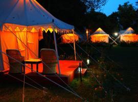 Jungle View Resort Ranthambhore, Khilchīpur (рядом с городом Jaitpur)
