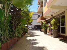 Manson Hotel, Mombasa