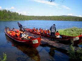 Ahkun Tupa, Lemmenjoki