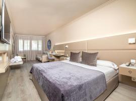 佩雷四世薩勒酒店, 巴塞隆納