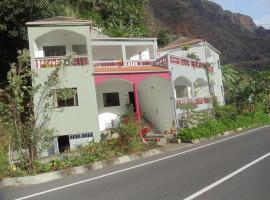 Damontanha, Ribeira Grande (Caculi yakınında)