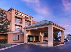 Courtyard Hattiesburg