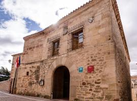 Hotel Palacio de los Molina, Molina de Aragón (Castilnuevo yakınında)