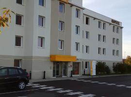 Premiere Classe Sens Nord- Saint Clément, Санс (рядом с городом Villeperrot)