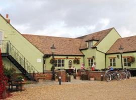 The Green Man Stanford, Southill (рядом с городом Шефорд)