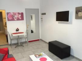 Studio Aub, Aubenas (рядом с городом Saint-Étienne-de-Fontbellon)