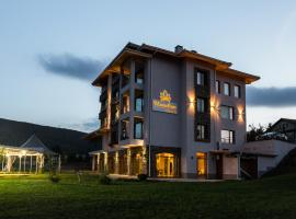 Family Hotel Sunrise, Asparukhovo (Cherni Vrŭkh yakınında)