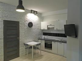 Apartamenty w centrum Kwidzyna