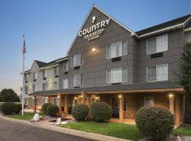 Country Inn & Suites by Radisson, Minneapolis/Shakopee, MN, Shakopee (рядом с городом Chaska)