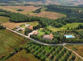 Agriturismo Canale, Peccioli (Ghizzano yakınında)