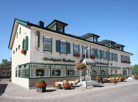 Hotel Kirchspiels Gasthaus, Nortorf (Aukrug yakınında)