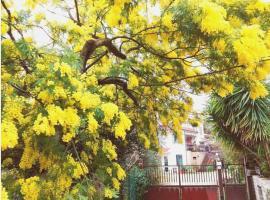 Villa Mimosa, Spigno Saturnia
