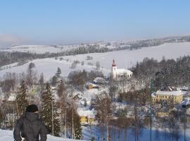 Chata Roubenka, Sedloňov (Olešnice v Orlických horách yakınında)