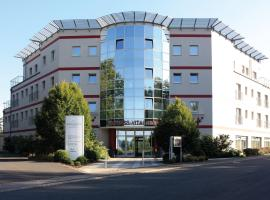 Business Vital Hotel am Rennsteig, Suhl