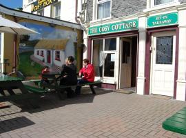 The Cosy Cottage, Мовилл