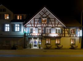 Hotel Restaurant Blume