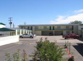 Economy Inn, Socorro (in de buurt van Magdalena)