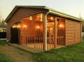 Country house with banya