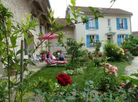 Les chambres d'hôtes Joy, Val de Vesle (рядом с городом Prunay)