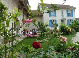 Les chambres d'hôtes Joy, Val de Vesle (рядом с городом Dontrien)