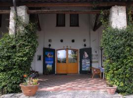 Agriturismo Le Bove, Granze (Stanghella yakınında)