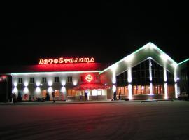 AvtoStolitsa Motel, Naberezhnyye Chelny