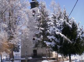 Árpád Vendégház, Bódvarákó (рядом с городом Becskeháza)