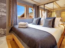 Chalet-Hôtel Inarpa & Resort, La Clusaz