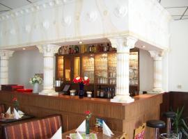 Hotel Restaurant Rhodos, Elsterwerda (Haida yakınında)