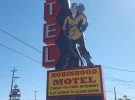 Robinhood Motel, Anaheim (in de buurt van Stanton)