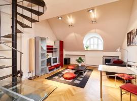 Prague Letna Apartments