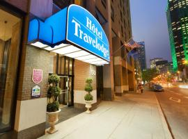 Hotel Travelodge Montreal Centre, Montreal