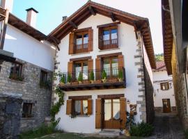 Casa Rural Tamborin, Ezcároz (рядом с городом Ochagavía)