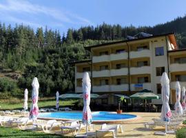 Hotel Restaurant Popini Laki