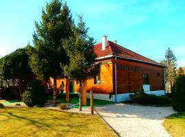 Alfrédó Vendégház, Ньиредьхаза (рядом с городом Nyírtura)