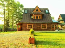Pompelówka - chata na Głubałówce