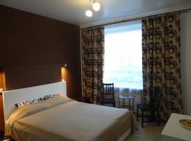 Lucky hostel, Magadan