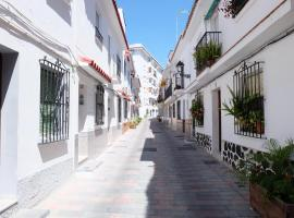 Original Old Town Apartment in Marbella